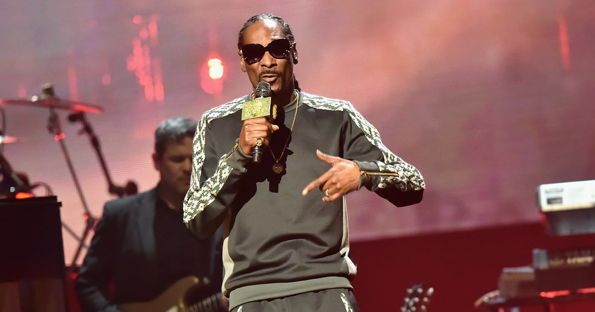 Snoop Dogg répond à Trump, version gangster