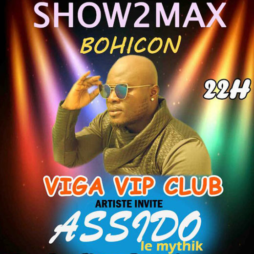 Showcase - Assido Viga VIP Club - Bohicon