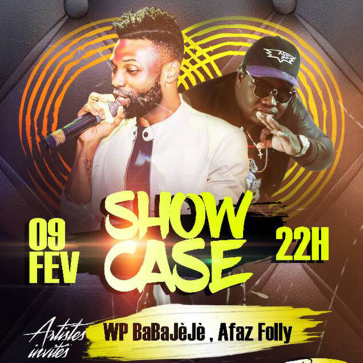 Showcase WP BaBaJèJè et Afaz Folly