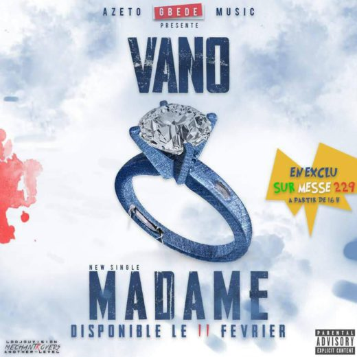 Vano Baby - Madame (Lyrics)