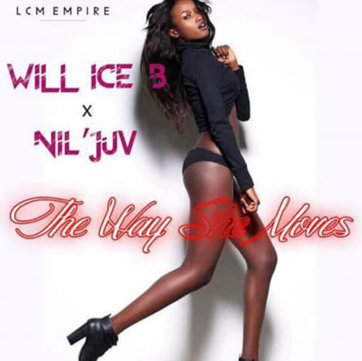 Will Ice B ft Nil'Juv - The Way She Moves