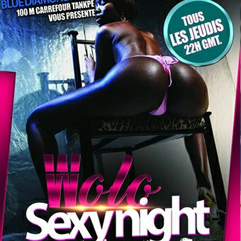 Wolo SexyNight - Blue Diamond Club