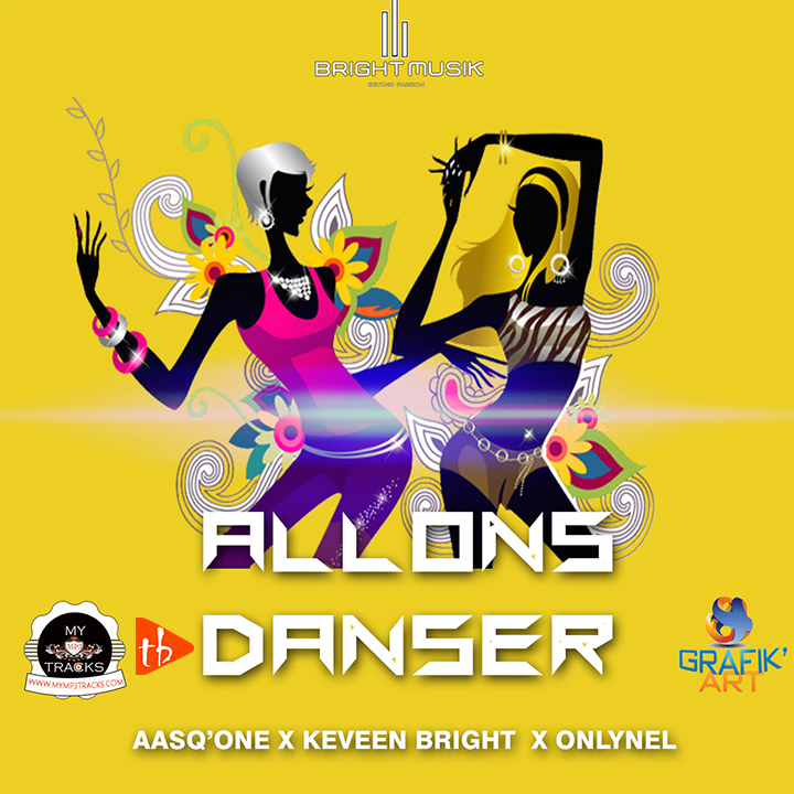 Aasq one x Kevin Bright x Onlynel - Allons danser