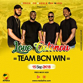 TEAM BCN-WIN Audio Playlist ... TEAM BCN-WIN - Love Cotonou
