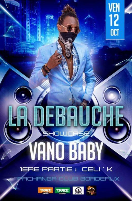 Vano Baby au Pachanga Club Bordeaux ... toutbaigne.com .. ToutBaigne
