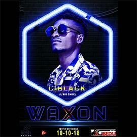 C-Black - Waxon