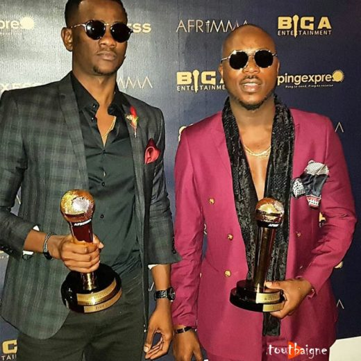 AFRIMMA 2018, le groupe Toofan remporte deux Awards !