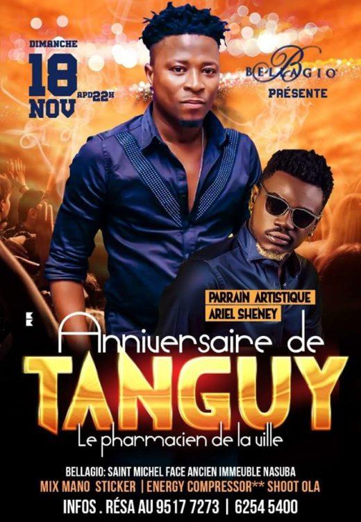 Tanguy De Londre Birthday