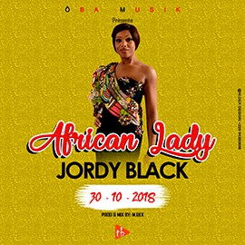 Jordy Black - African Lady