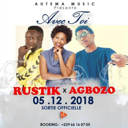 RUSTIK feat AGBOZO, le single est bientôt là !