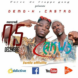 Castro Ft Demo-K - Akwè