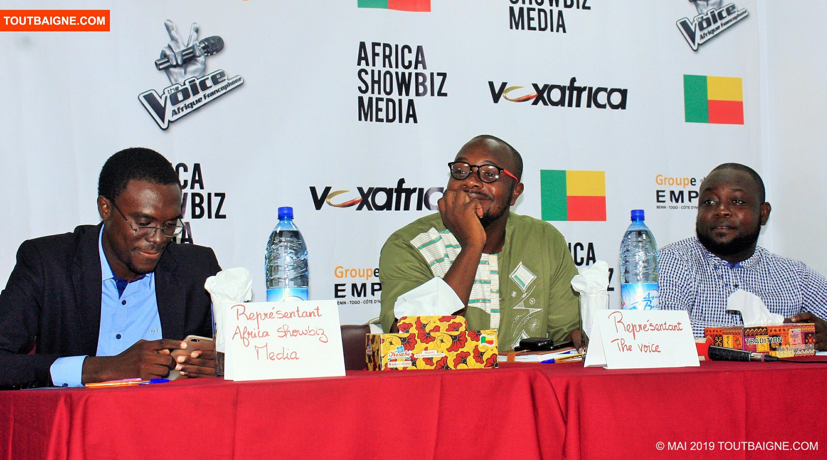 The Voice Afrique 2019 : les programmes de la présélection au bénin