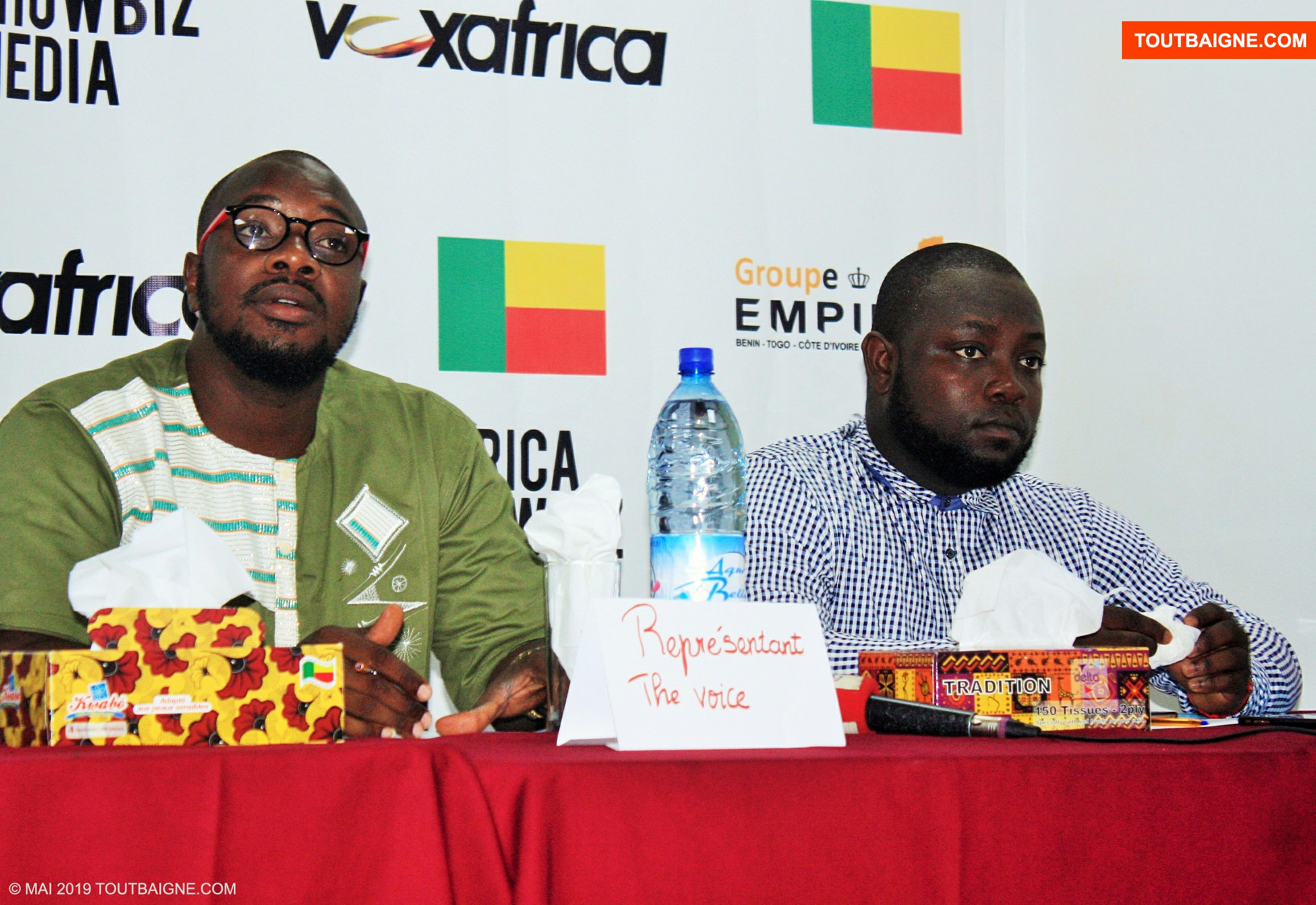 The Voice Afrique 2019