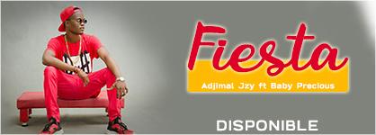 Adjimal Jzy ft Baby Precious - Fiesta