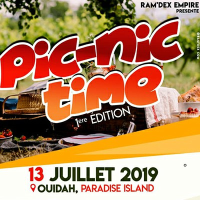 Pic-Nic Time 1er édition par RAM'DEX Empire