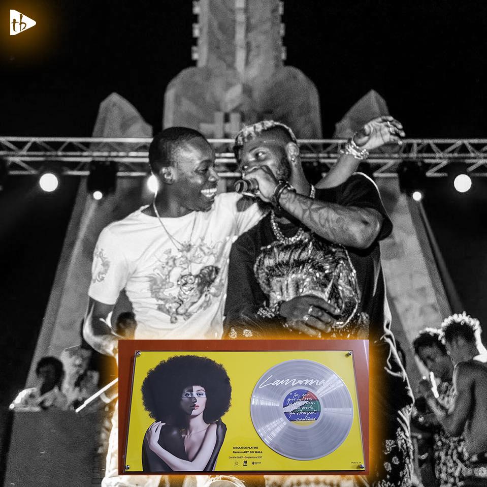 Sidiki Diabaté rend hommage à DJ Arafat de la meilleure des façons !