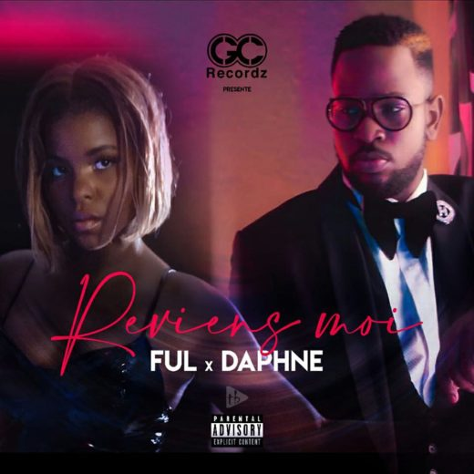 Ful Feat Daphne - Reviens Moi (Lyrics)