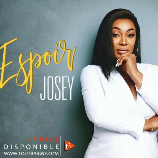 Josey - Espoir (Lyrics & Vidéo)