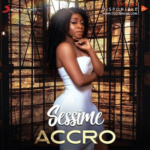 Sessimè - Accro (Lyrics & Vidéo)