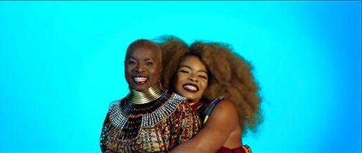 Yemi Alade ft Angelique Kidjo - Shekere (Clip Officiel)