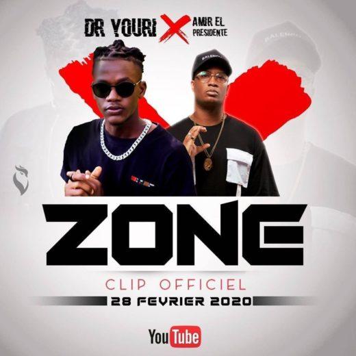 Dr Youri Feat Amir - Zone : la réaction du public !