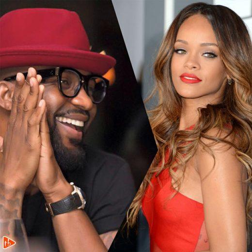 Fally Ipupa annonce un featuring avec Rihanna