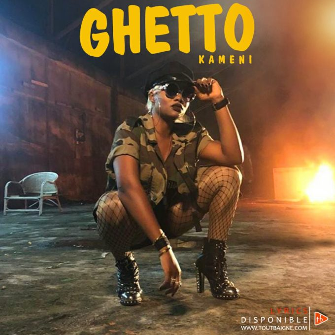 Kameni - Ghetto (Lyrics)