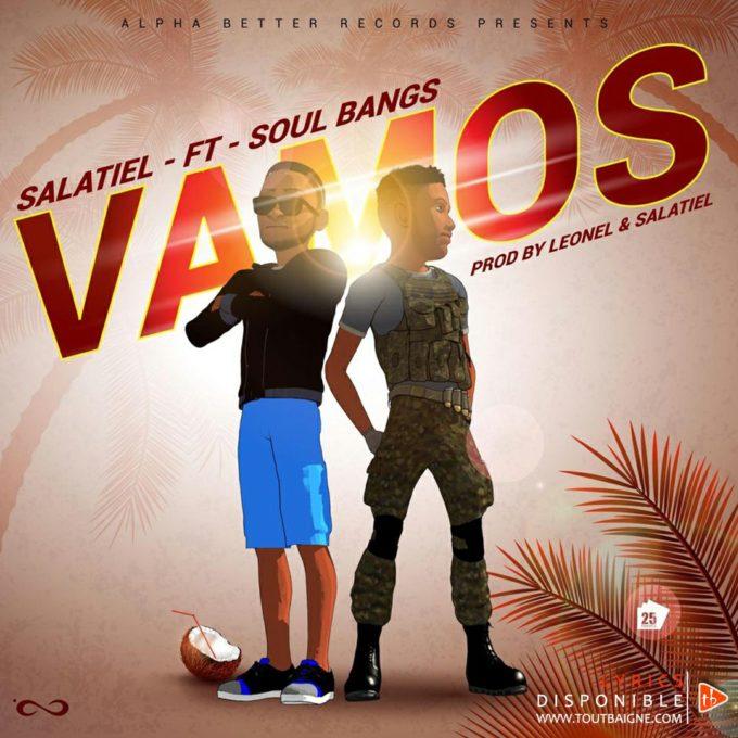 Salatiel ft Soul Bang's - Vamos (Lyrics)