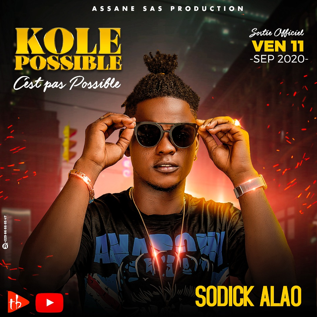 Sodick Alao Audio Playlist