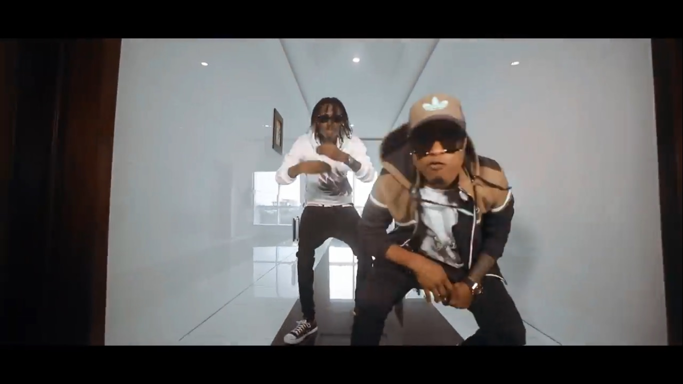 Max Le Rouge ft Vano Baby - Gankpo Ni Yi Homin (Clip Officiel)