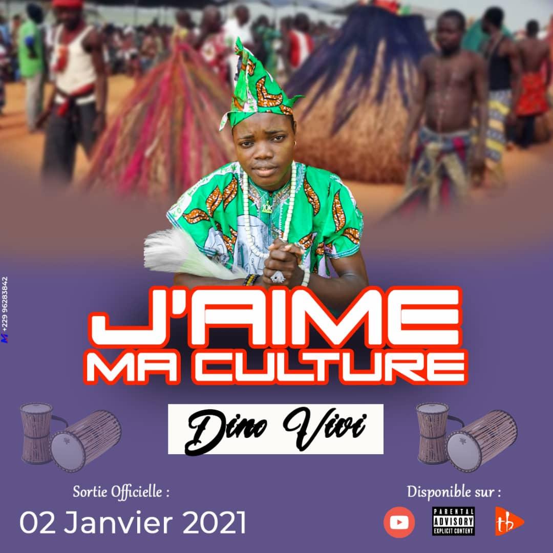 Dino Vivi - J'aime ma culture