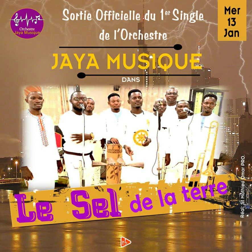 Jaya Musique - Le sel de la terre