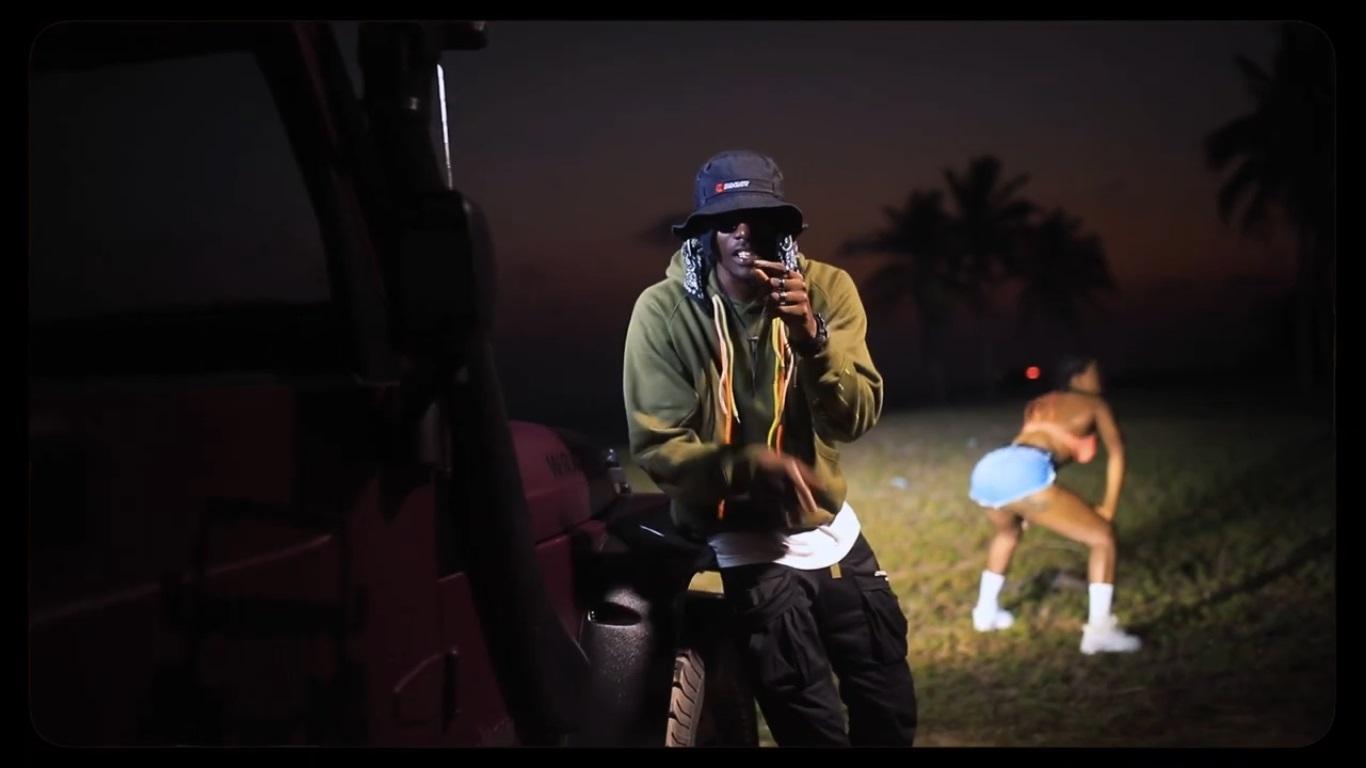 Blacky Mr L'Artiste - Koffi Danger (Clip Officiel)