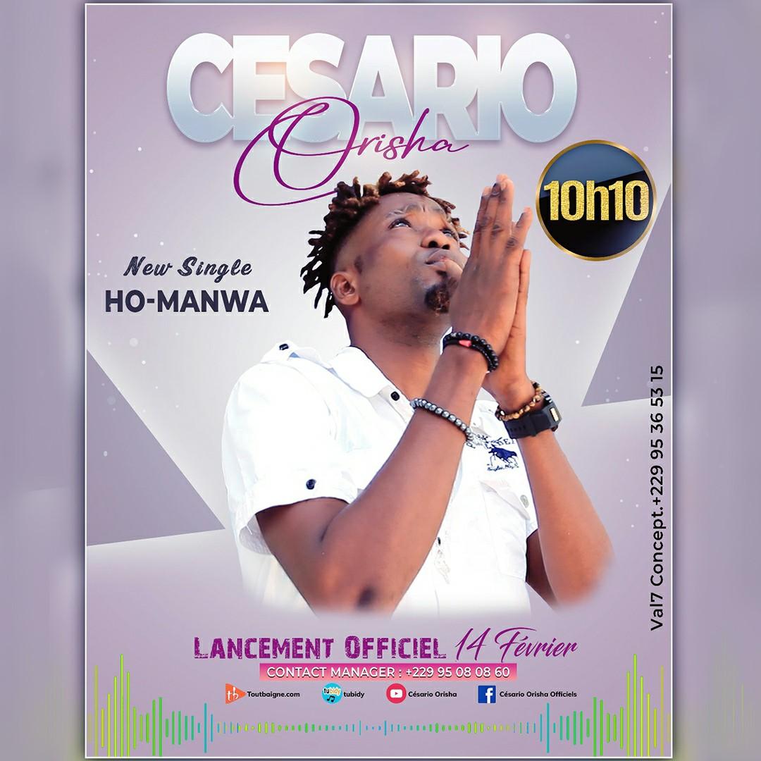 Césario Orisha - Ho-mawa a