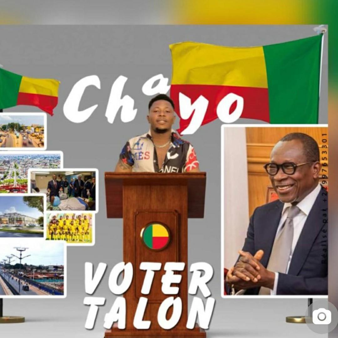 Chayo - Voter Talon