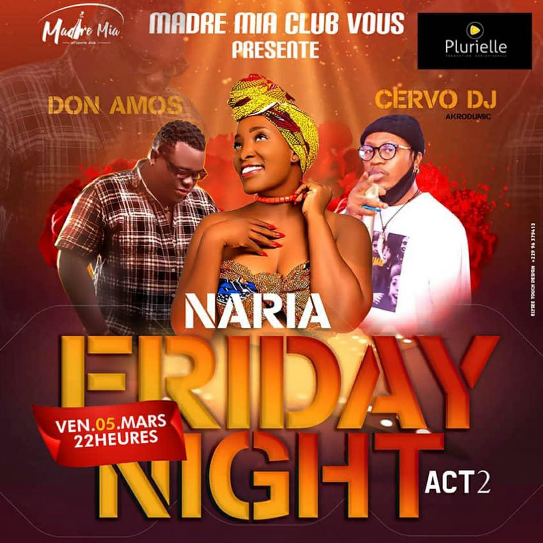 Madré Mia Friday Night act2