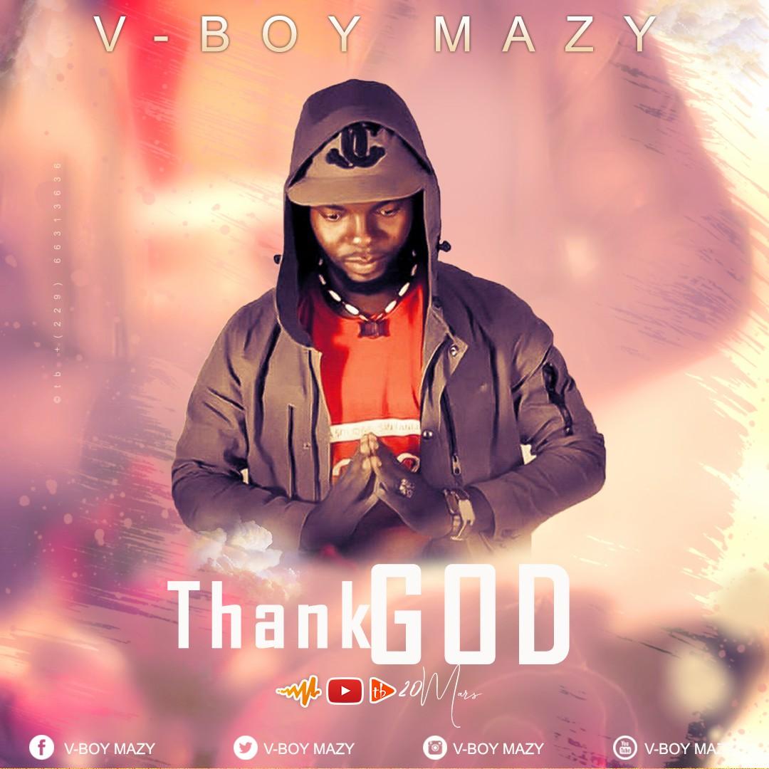 V-Boy Mazy - Thank God
