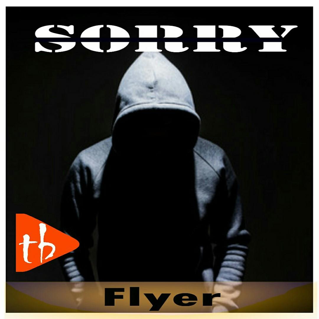 Flyer - Sorry