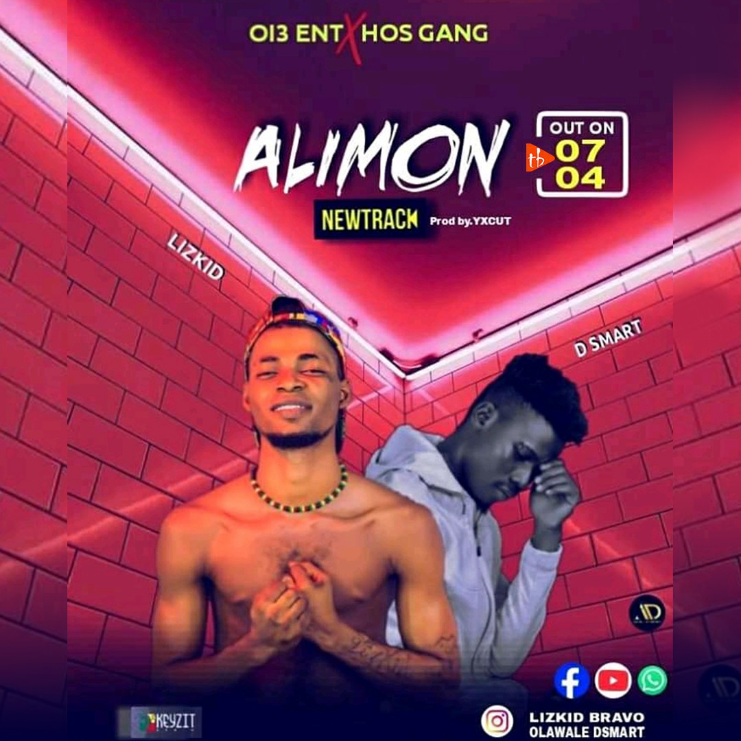 Lizkid ft D Smart - Alimon