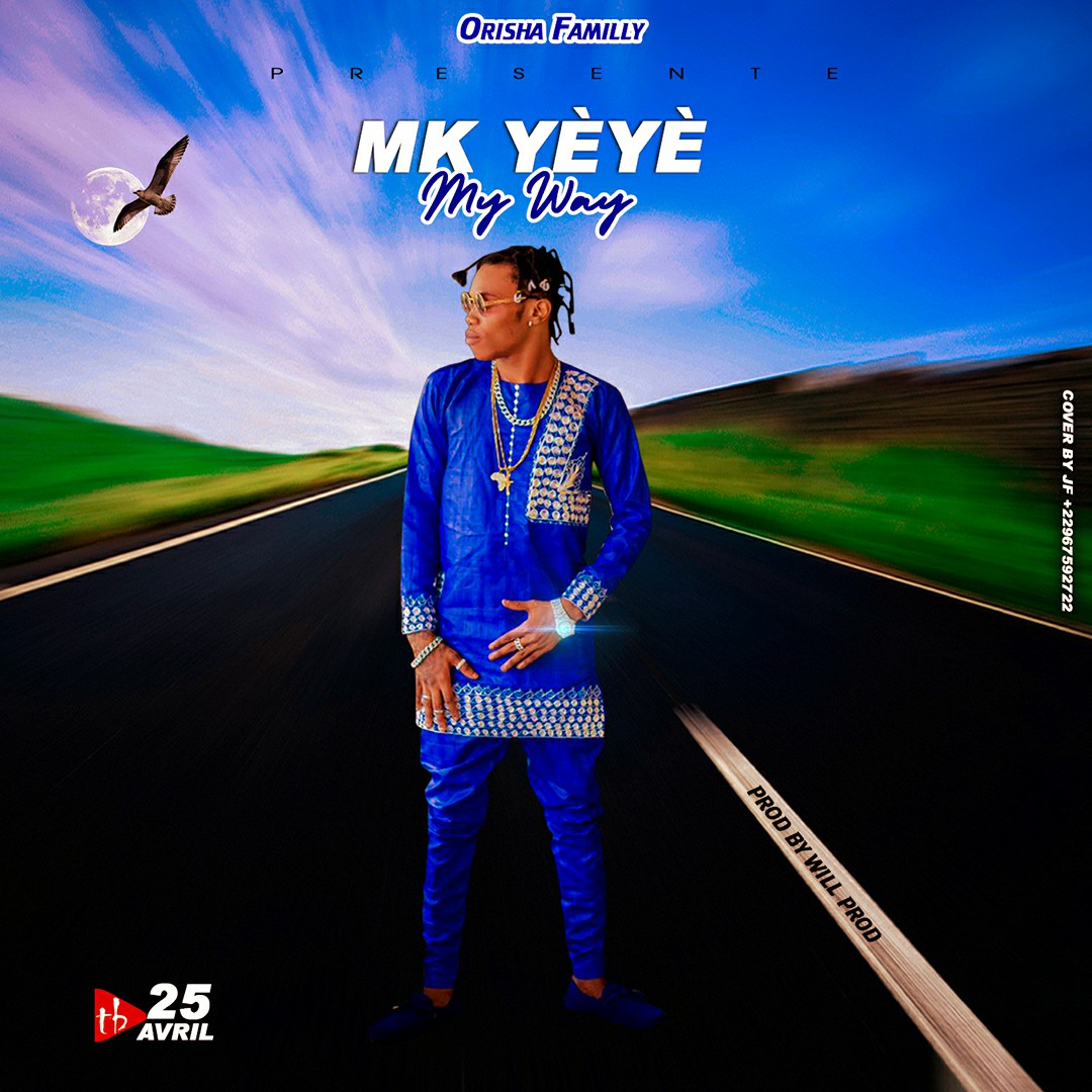 MK Yèyè - My way