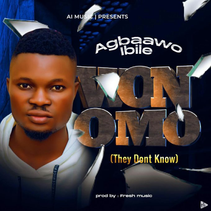 Agbaawo ibile - They don't know